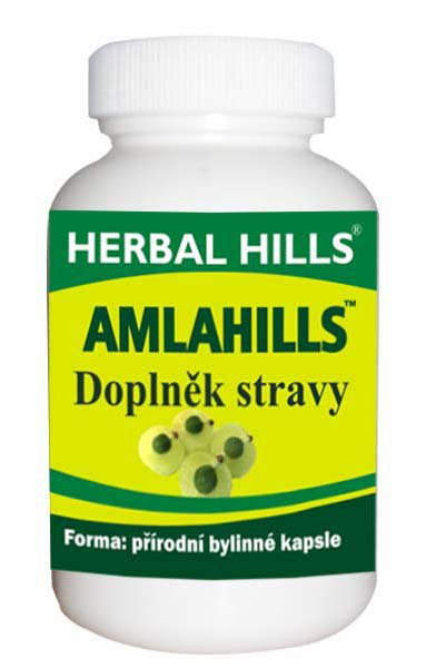 AMLAHILLS (AMALAKI) 60ks Vegekapslí  | Herbal Hills