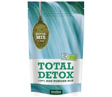 TOTAL DETOX MIX BIO, RAW 250g | PURASANA