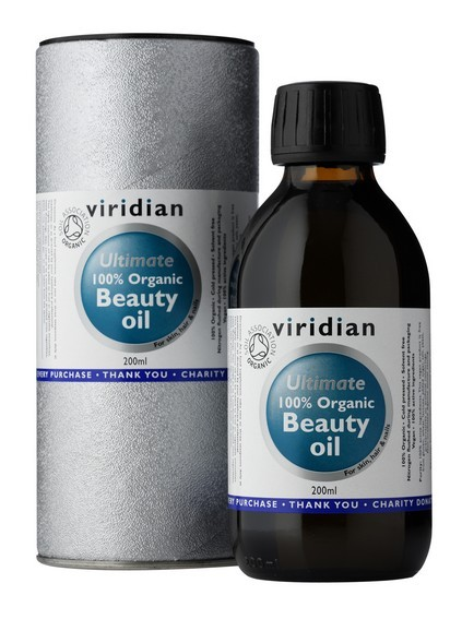 Beauty Oil Organic 200ml | Viridian