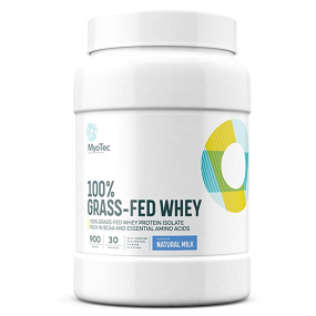 100% Grass Fed Whey 900g natural