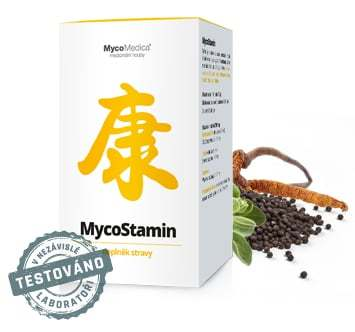 MycoStamin 180 tablet MycoMedica