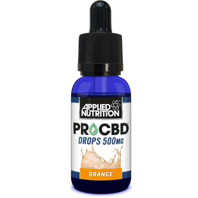 Pro CBD 500mg kapky 30ml, Applied Nutrition