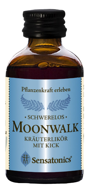 Sensatonics MOONWALK - bylinný kop 30ml, 15% alc.