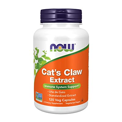 Now Foods Kočičí Dráp Cat's Claw Extrakt 120 kapslí