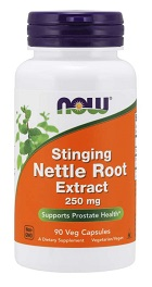 Now Foods Stinging Nettle Root (extrakt z kopřivy) 90 veg kapslí