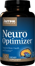 Jarrow Neuro Optimizer 60 kapslí